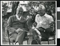Image of Alf Rawlings and Jack Hardie - Timaru Herald Photographs, Personalities Collection