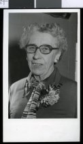 Image of Brenda G Raymond, Red Cross President - Timaru Herald Photographs, Personalities Collection