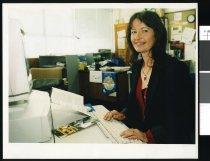 Image of Anna Reihana - Timaru Herald Photographs, Personalities Collection