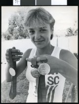 Image of Lisa Renton - Timaru Herald Photographs, Personalities Collection