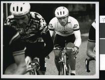 Image of Clark Richards, cyclist - Timaru Herald Photographs, Personalities Collection