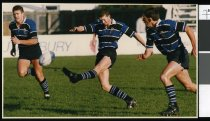 Image of Brent Richards, rugby player - Timaru Herald Photographs, Personalities Collection