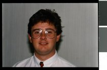 Image of Justin Riley, Mackenzie District Council - Timaru Herald Photographs, Personalities Collection