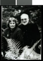 Image of Jane and James Ritchie - Timaru Herald Photographs, Personalities Collection
