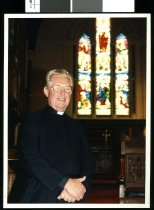 Image of Philip Robinson, vicar - Timaru Herald Photographs, Personalities Collection