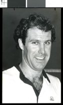 Image of Graeme Robson, badminton - Timaru Herald Photographs, Personalities Collection