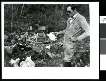 Image of Phil Roper, South Canterbury Catchment Board - Timaru Herald Photographs, Personalities Collection