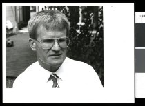 Image of Paul Rosanowski, teacher - Timaru Herald Photographs, Personalities Collection
