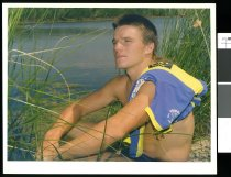 Image of Allan Rose, triathlete - Timaru Herald Photographs, Personalities Collection