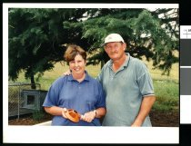 Image of Denise and Phil Ross - Timaru Herald Photographs, Personalities Collection