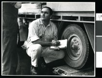 Image of Stuart Ross - Timaru Herald Photographs, Personalities Collection