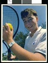 Image of Nigel Roy, tennis - Timaru Herald Photographs, Personalities Collection