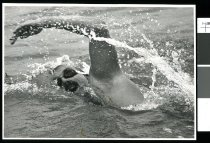 Image of Phillip Rush, long distance swimmer - Timaru Herald Photographs, Personalities Collection