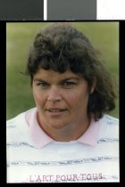 Image of Trish Russell, South Canterbury tennis player - Timaru Herald Photographs, Personalities Collection