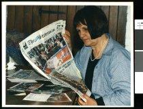 Image of Henrietta Ruthertford-Jones - Timaru Herald Photographs, Personalities Collection