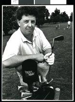 Image of Mark Sandri, golfer - Timaru Herald Photographs, Personalities Collection