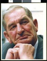 Image of Ian Sawyers, Rector  - Timaru Herald Photographs, Personalities Collection