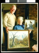 Image of Jim and Joy Scheib - Timaru Herald Photographs, Personalities Collection
