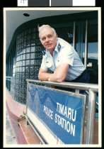 Image of Kevin Schwass, New Zealand Police - Timaru Herald Photographs, Personalities Collection