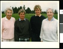 Image of Championship Golfers - Timaru Herald Photographs, Personalities Collection
