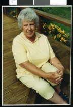 Image of Shirley Sheed, Temuka/Geraldine A & P Show - Timaru Herald Photographs, Personalities Collection