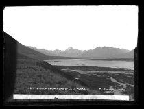 Image of No.3 - Mt Cook from head of Lake Pukaki