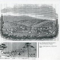 Image of Sketches of the Town of Fincastle - 2009.1.30
