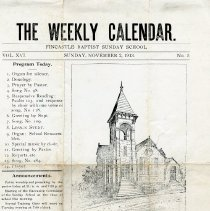 "Image of ""The Weekly Calendar"" - 2009.1.8"
