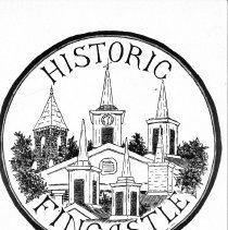 Image of Historic Fincastle, Inc. Logo - 2009.1.480
