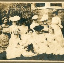 Image of Group of Women, Circa 1900 - 2009.1.488