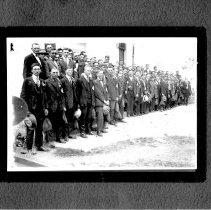 Image of Group of Men, 1918 - 2009.1.491