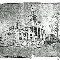 Image of Botetourt County Court House - 2009.1.544