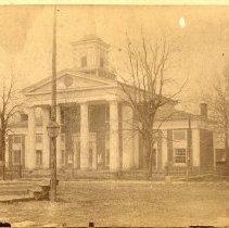 Image of Botetourt County Courthouse - 2009.1.741
