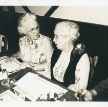 Image of Dorothy Buckland and Rebekah Peck - 2009.1.151