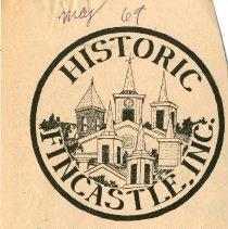 Image of Historic Fincastle, Inc. Logo - 2009.1.745