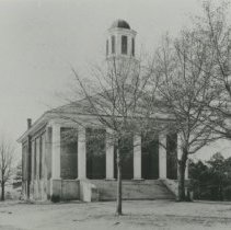 Image of Baptist Church in Talbotton - Georgia029.002