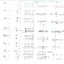 Image of Ledger for L. Straus and Sons 2 pages