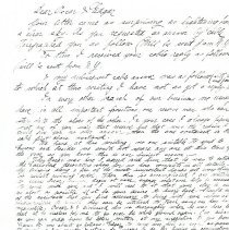 Image of Letter: Nathan to Oscar and Edgar (2 pages)