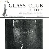 """Image of """"European Glass Sold American: The Baccarat Connection"""" - L.S&S036.002"""