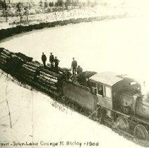 Image of Logging Train Spur