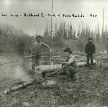 Image of Mississippi Log Drive