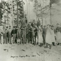 Image of Mcguires Logging Camp