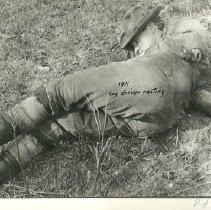 Image of Log driver resting - Log driver resting, 1911.