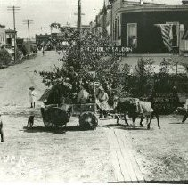 Image of Fourth of July Celebration in Blackduck - Fourth of July celebration in Blackduck, 1909