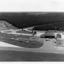 Image of Bemidji Airport - Bemidji Airport, 1950s