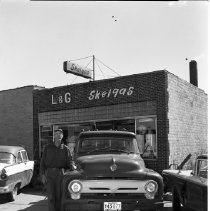 Image of L & G Skelgas - L & G Skelgas, Bemidji. June 1960