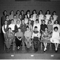 Image of J. W. Smith School Class - J. W. Smith School, Bemidji February 24, 1960
