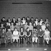 Image of J.W. Smith School, Class - J.W. Smith School, Class, February 24, 1960