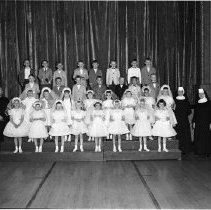 Image of St. Philip's Catholic First Communion Group
