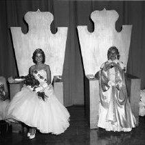 Image of Miss Bemidji 1959 - Rochelle Hazen, a Bemidji State College Student, Miss Bemidji, 1959
